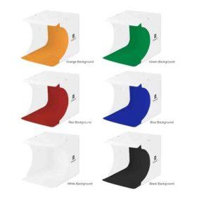 Фото кутия с 6 цвята