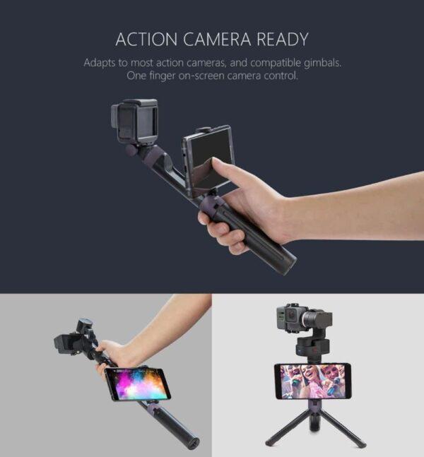 PGYTECH Ръкохватка и трипод за Action Camera