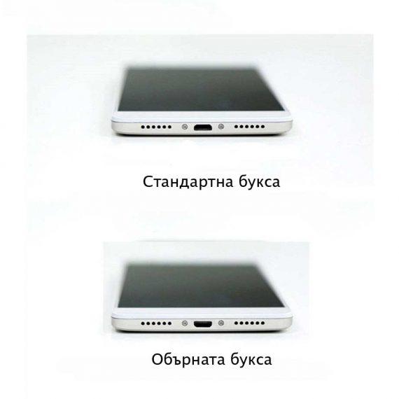 Вид букси за телефона