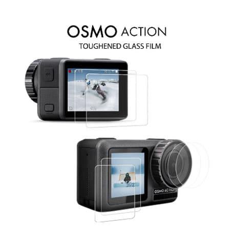 Стъклен протектор за Osmo