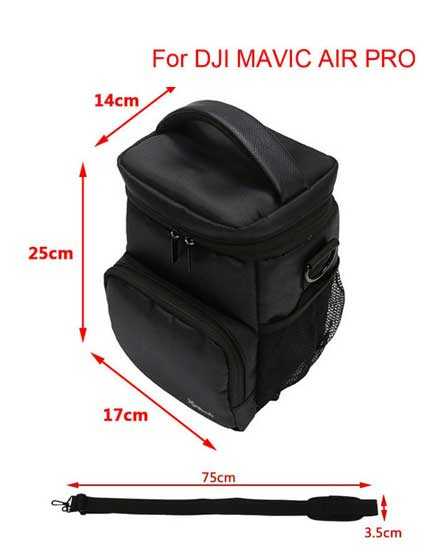 Чанта за Аксесоари на Mavic pro