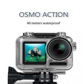 Dji Osmo Action-калъф за подводно снимане
