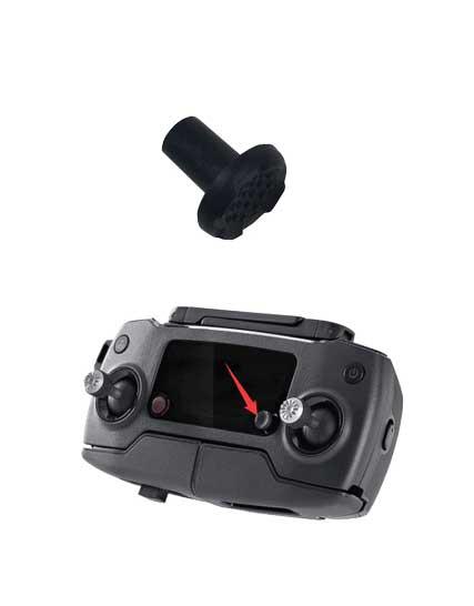 5D бутон за контролера на дром Mavic Pro