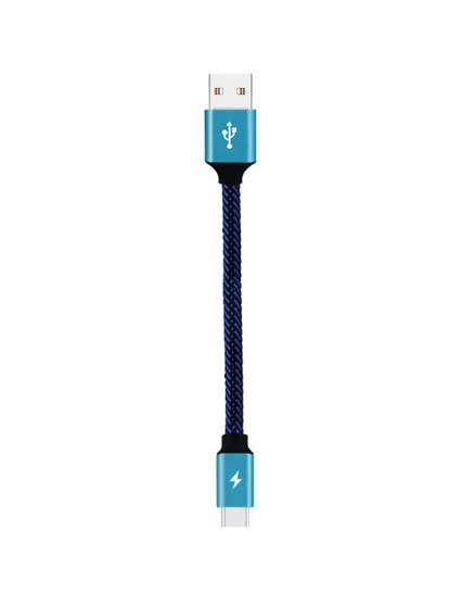 USB Кабел 30 сантиметра Micro USB/Type -C/8pin Iphone