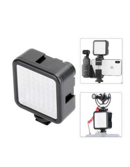 Диодна лампа за камера с вътрешна батерия