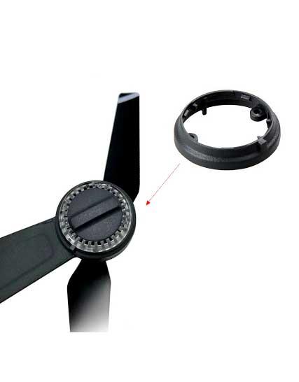Монтажни пръстени за Led Капачета на Spark