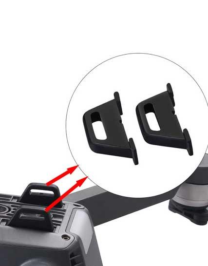 Задни силиконови крачета за Mavic Pro