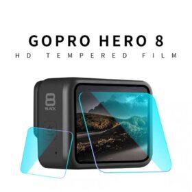 Протектори от закалено стъкло за GoPro 8