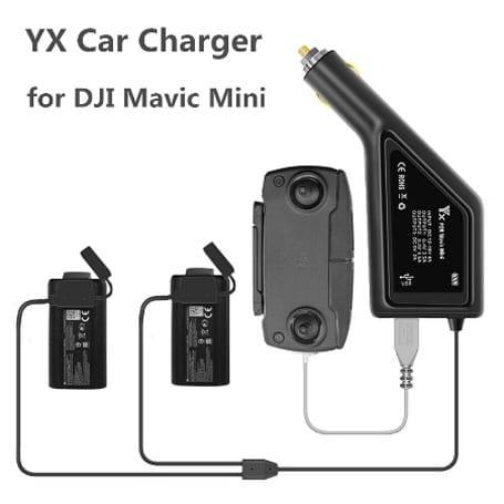 Зарядно за кола за дрон Mavic Mini