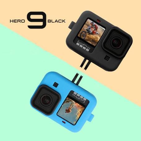 Силиконов калъф за екшън камера GoPro 9