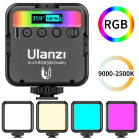 RGB Led осветление за фото и видеокамери