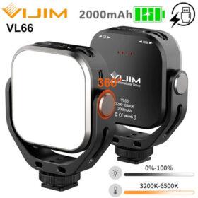 Регулируема LED видео светлина Ulanzi Vijim VL66