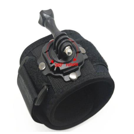 Стойка за ръка (Wrist Strap 360) за екшън камери