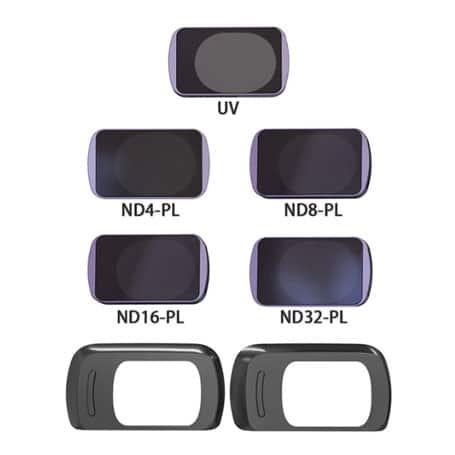 Комплект NDPL и UV филтри за дрон Mavic mini /Mini 2